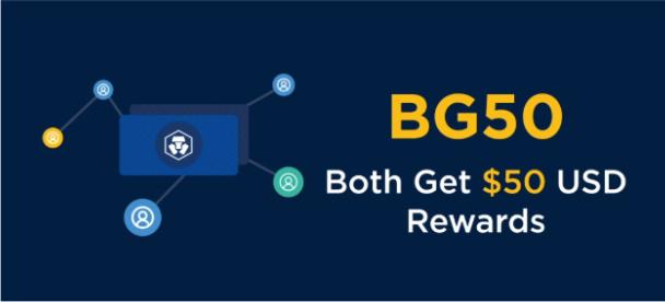 BG50 Referral Program