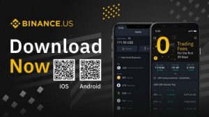binance us app feature image