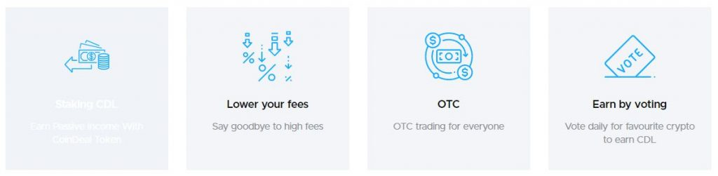 coindeal token staking
