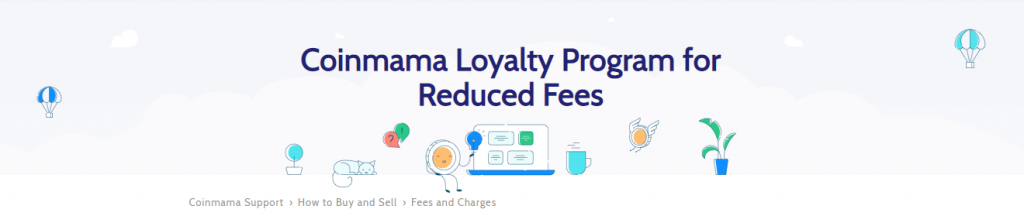 coinmama loyalty program