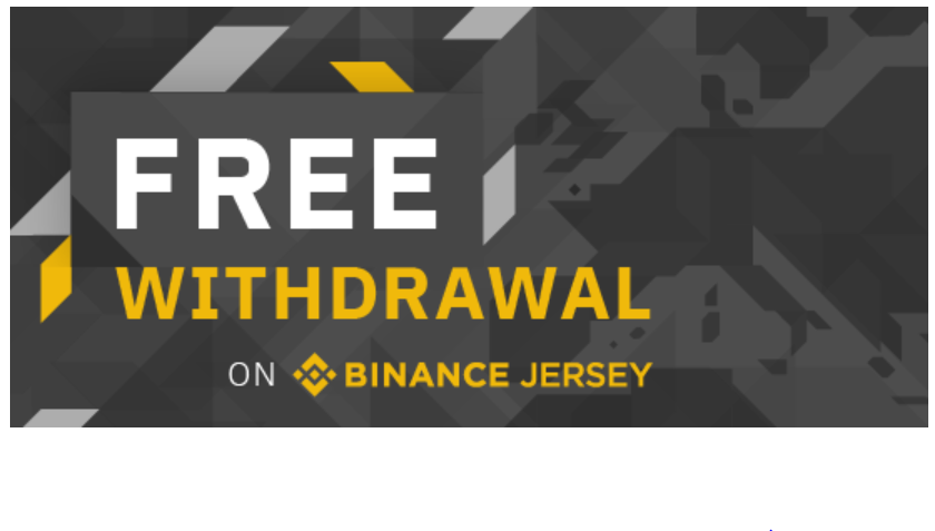 binance jersey zero fee offer