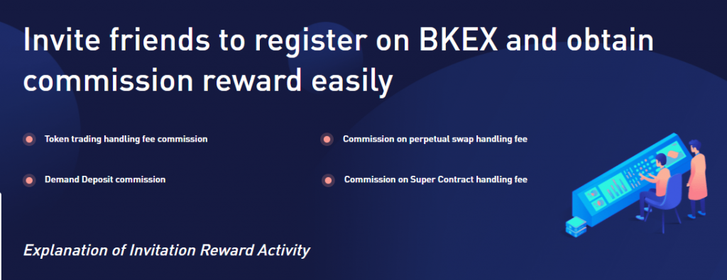 BKEX referral scheme